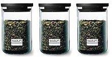 Bodum Yohki Set Of 3 Storage Jars