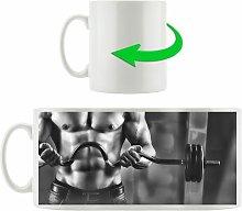 Body Building Coffee Mug East Urban Home