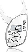 Body Fat Caliper, Digital Body fat Caliper