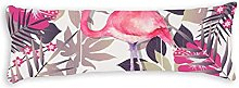 Body Pillow Covers 137x50 with Zipper Red Camel
