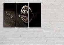 Bodybuilding Art Gym Wall Art For Living Room