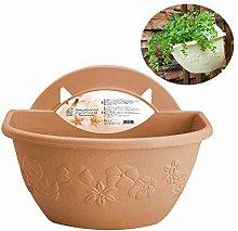 BOENTA Plant Pots Outdoor Ceramic Terracotta Plant