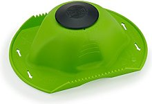 Börner Safety Food Holder Green/Black: Protect