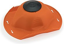 Börner Safety Food Holder Orange/Black: Protect