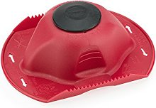 Börner Safety Food Holder Red/Black: Protect Your