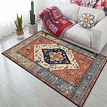 Bohemia Persian Style Carpets Non-Slip Carpet for