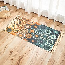Bohemian Rugs Area Rug for Living Room, Soft