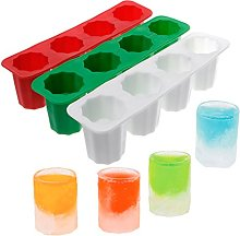 Boji Ice Lolly Mould, Practical Silicone 4 Cup Ice