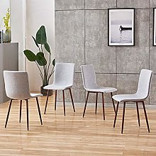 BOJU Contemporary Kitchen Dining Room Chairs Set