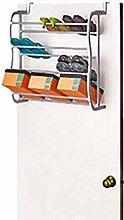 BOJU Hanging Door Shoe Storage Racks Holder for