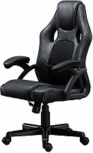 BOJU Modern Gaming Racing Chair with Arms Wheels