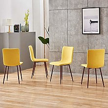 BOJU Occasional Kitchen Dining Chairs Set of 4