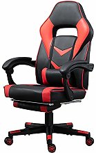 BOJU Office Gaming Racing Chair with Arms Footrest