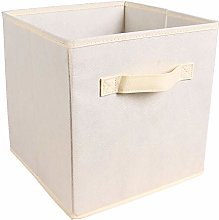 BOJU Storage Box Cube for Cabinet Wardrobe Unit