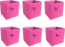 BOJU Storage Box Cube Wardrobe Storage Organiser
