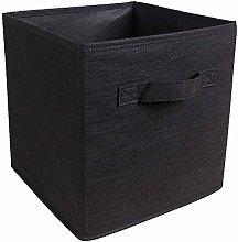 BOJU Unit Storage Box Cube Set of 8 for Wardrobe