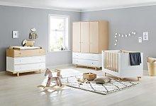 Boks 3-Piece Nursery Furniture Set Pinolino
