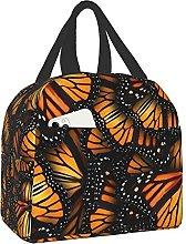 Bokueay Heaps of Orange Monarch Butterflies
