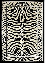Bold Black & White Safari Animal Zebra Print