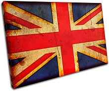 Bold Bloc Design Abstract Union Jack Flags 90x60cm