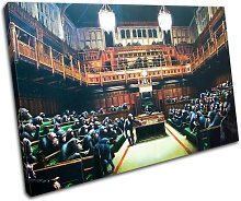 Bold Bloc Design Monkey Parliament Banksy 90x60cm