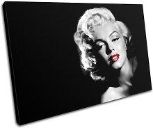 Bold Bloc Design Red Marilyn Monroe Lips 90x60cm