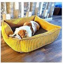 Bolster Pet Bed Medium