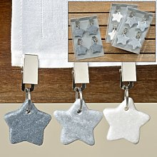 Boltze - Stars Tablecloth Holder