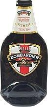 Bombardier Bottle Clock