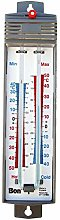 Bon 82-726 Max Min Thermometer Mercury Free with