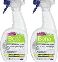 Bona 1L Antibac Hard Floor Cleaning Solution Spray