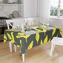 Bonamaison Kitchen Decoration, Tablecloth, Neon