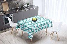 Bonamaison Kitchen Decoration, Tablecloth,