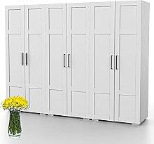 Bonamaison, Six Door Wardrobe, Wardrobe, 18mm MDF,