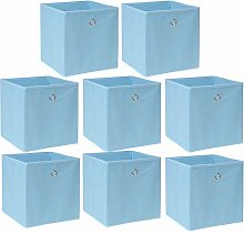 BonChoice Foldable Storage Cubes Boxes for Home