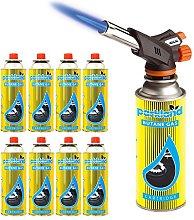 Bond Hardware® Blow Torch Butane Gas Kit Cooking