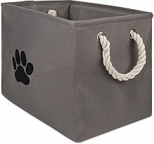 Bone Dry Paw Print Collapsible Polyester Pet