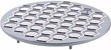Bongles 37 Holes Kitchen Dumpling Mould Aluminum