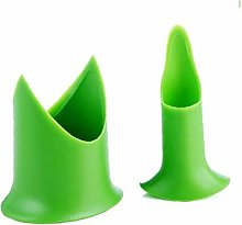 Bongles Kitchen Core Seed Remover Green Pepper