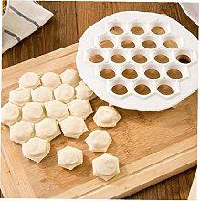 Bongles Kitchen Plastic Dumpling Mold Maker Dough