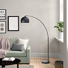 Bonita 174cm Arched Floor Lamp Zipcode Design