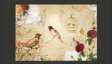 Bonjour 2.1m x 300cm Wallpaper Fleur De Lis Living