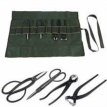 Bonsai Tool Kit, 4Pcs Branch Cutting Scissors