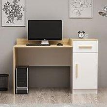 Bonte Desk - with Drawer, Door - for Office,