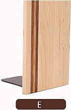 Book Ends Bookend Holder Solid Wood Bookend By