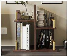 Bookcase Desktop Bookshelf Bookcase with