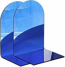bookend supports Acrylic Bookends Clear Book Ends