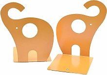 bookend supports Cute Elephant Bookends 1 Pair Art