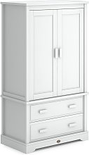Boori 2 Door 2 Drawer Wardrobe - White