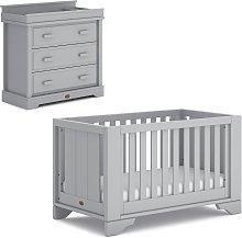 Boori Eton Expandable 2 Piece Nursery Furniture